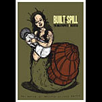 Scrojo Built To Spill Poster