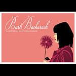 Scrojo Burt Bacharach Poster