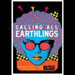Scrojo Calling All Earthlings Movie Premiere Poster