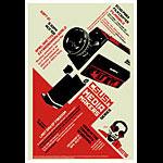Scrojo Eleventh Annual CSUSM Student Media Festival Poster