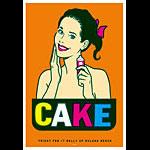 Scrojo Cake Poster