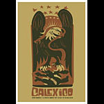 Scrojo Calexico Poster