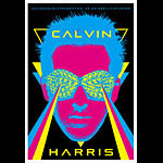 Scrojo Calvin Harris Poster