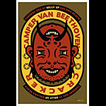 Scrojo Camper Van Beethoven Poster
