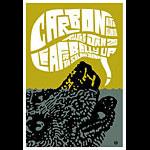 Scrojo Carbon Leaf Poster