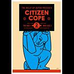 Scrojo Citizen Cope Poster