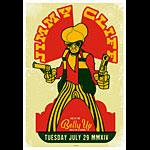 Scrojo Jimmy Cliff Poster