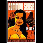 Scrojo Common Sense Poster
