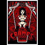 Scrojo The Cramps Poster