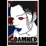 Scrojo The Damned Poster