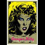 Scrojo Danger Kitty Poster