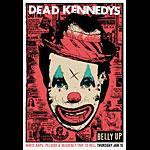 Scrojo Dead Kennedys Poster
