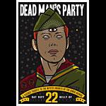 Scrojo Dead Man's Party Poster