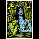 Scrojo Deadbolt Poster