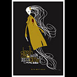 Scrojo Death Cab for Cutie Poster