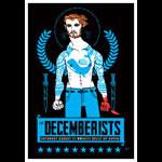 Scrojo The Decemberists Poster