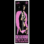 Scrojo De la Soul Poster