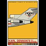Scrojo Karl Denson's Tiny Universe - Beastie Boys Tribute Poster