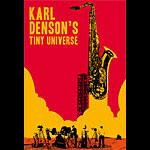 Scrojo Karl Denson's Tiny Universe Promo Poster