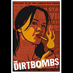 Scrojo The Dirtbombs Poster