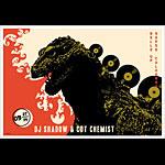 Scrojo DJ Shadow Poster