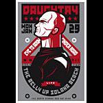 Scrojo Daughtry Poster