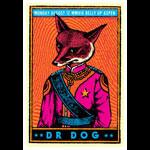 Scrojo Dr. Dog Poster