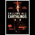 Scrojo Calling All Earthlings Film Poster