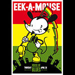 Scrojo Eek-A-Mouse Poster