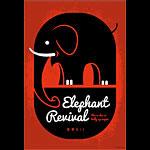 Scrojo Elephant Revival Poster