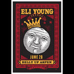 Scrojo Eli Young Band Poster