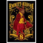 Scrojo Emmitt-Nershi Band Poster