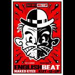 Scrojo English Beat Poster