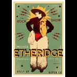 Scrojo Melissa Etheridge Poster
