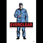 Scrojo Everclear Poster