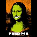 Scrojo Feed Me Poster
