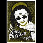 Scrojo The Fiery Furnaces Poster