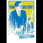 Scrojo Finn Brothers Poster