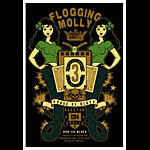 Scrojo Flogging Molly Poster