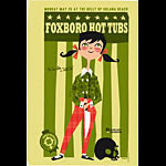 Scrojo Foxboro Hot Tubs Poster