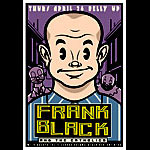 Scrojo Frank Black and the Catholics (aka Black Francis of the Pixies) Poster