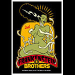 Scrojo Frankenstein Brothers Poster