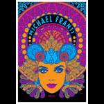 Scrojo Michael Franti Poster