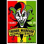 Scrojo Freddie McGregor Poster