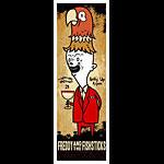 Scrojo Freddy and the Fishsticks Poster