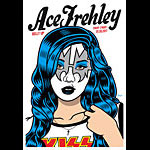 Scrojo Ace Frehley Poster