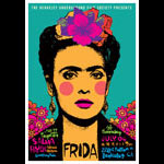 Scrojo Frida - A Film by Julie Taymor Poster