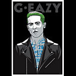 Scrojo G-Eazy Poster