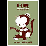 Scrojo G Love and Special Sauce Poster