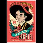 Scrojo Juan Gabriel - Juanga Poster
